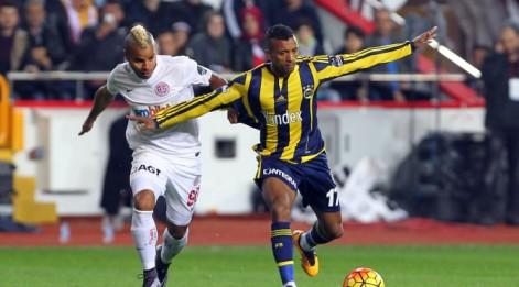 Antalyaspor Fenerbahçe Maç Özeti İzle (Antalya 4-2 Fenerbahçe)