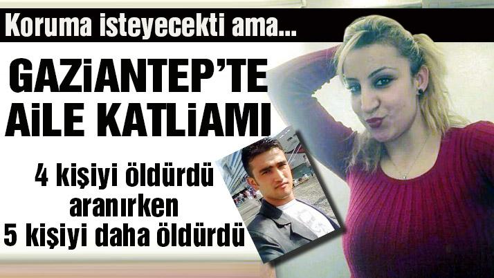 Gaziantep'te eski koca vahşeti