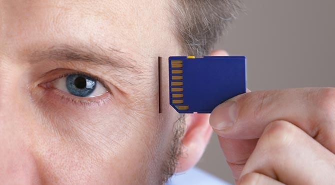 40 saniyede hafızanızı geliştirin