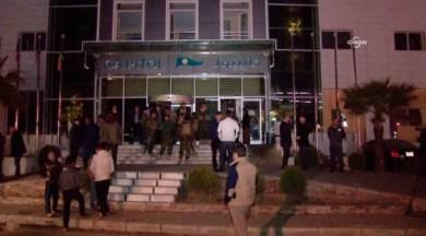 Erbil'de otel yangını: 17 ölü 10 kişi de yaralı