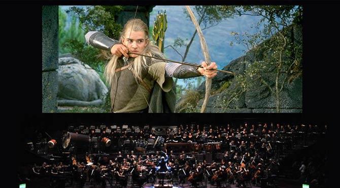 Yüzüklerin Efendisi müzikleri, senfoni orkestrası eşliğinde İstanbul'da