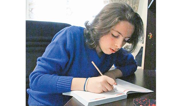 Lösemiyi yendi üniversitede okuyor