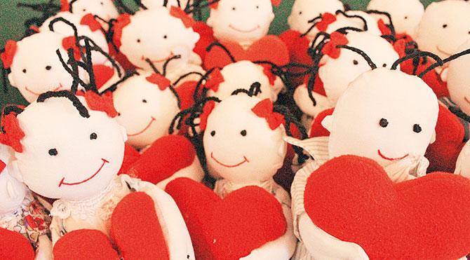 'En iyi hediyeler' Sevgililer Günü'ne hazır