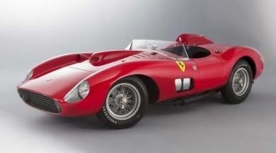 İşte gelmiş geçmiş en pahalı Ferrari!