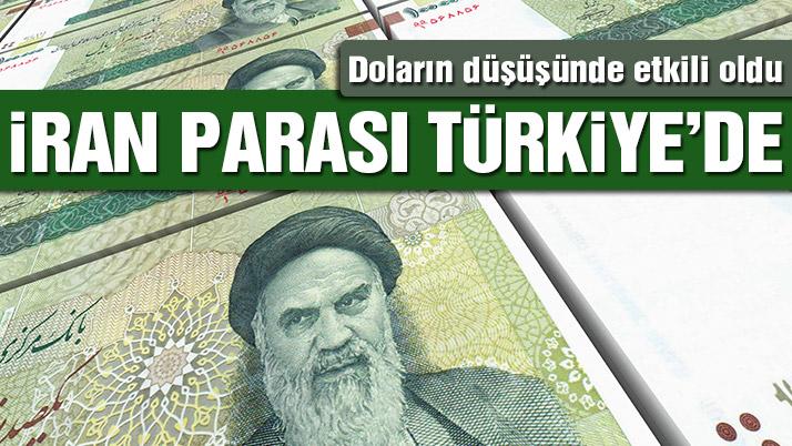 İran parası Türkiye'de!