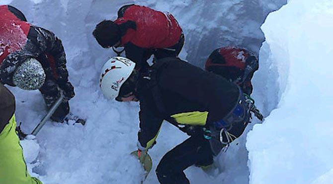 Alpler'de çığ düştü: 5 Çek vatandaşı öldü