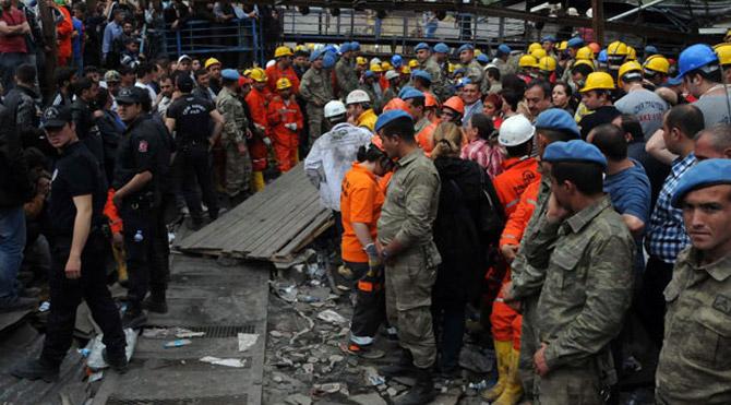301 maden işçisinin hayatını kaybettiği maden ocağında mahkeme kararı gereğince yeniden keşif yapan bilirkişi heyeti incelemelerini tamamladı.