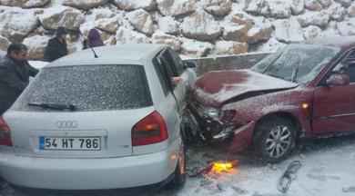 İstanbul-Antalya yolu ulaşıma kapandı