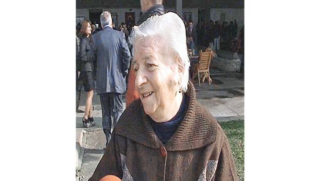 Kosova'nın ilk Türk kadın öğretmeni hayatını kaybetti