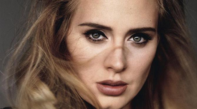 Adele single'ının kapağına çocukluk fotoğrafını koyacak