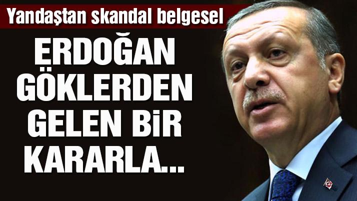 Yandaş kanaldan skandal Erdoğan belgeseli