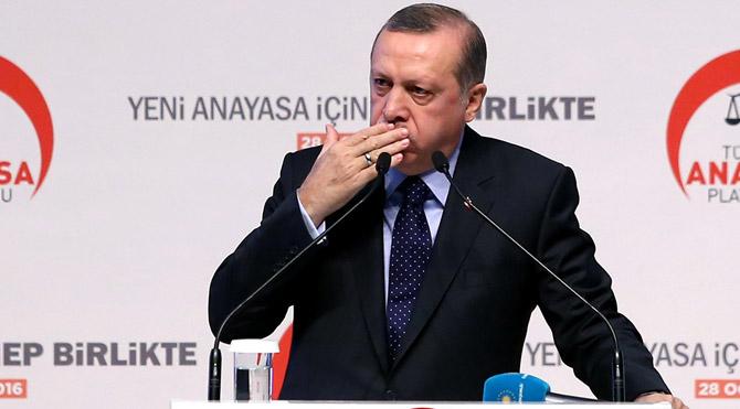 Erdoğan'ın gizli pazarlığının tutanakları sızdı!