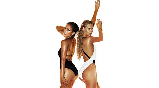 Jennifer Lopez ve Iggy Azalea
