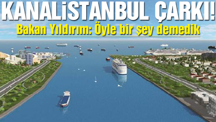 Kanal İstanbul çarkı!
