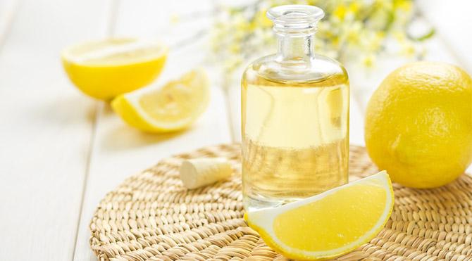 limon yağı Foto: Shutterstock