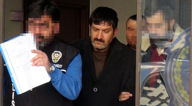 Düzenlenen operasyonda Orhan Yılmaz ve adamları gözaltına alındı.