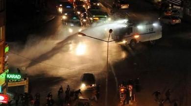 Diyarbakır'da hareketli gece!