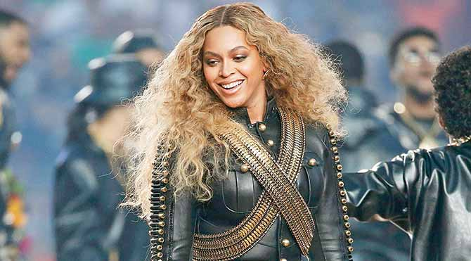Beyonce'nin 'Kara Panter'leri