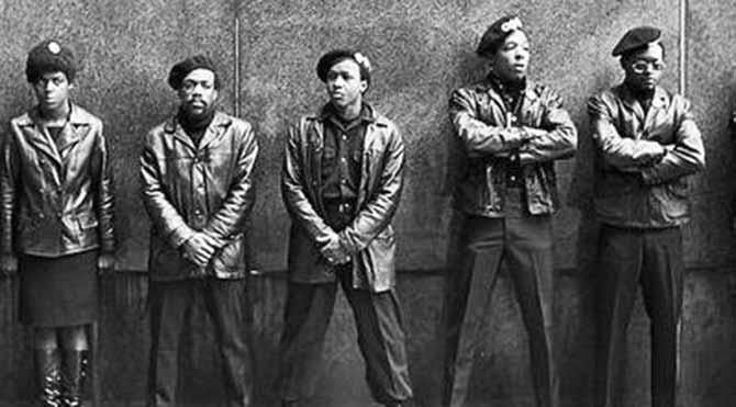 Kara Panter Üyeleri 1966