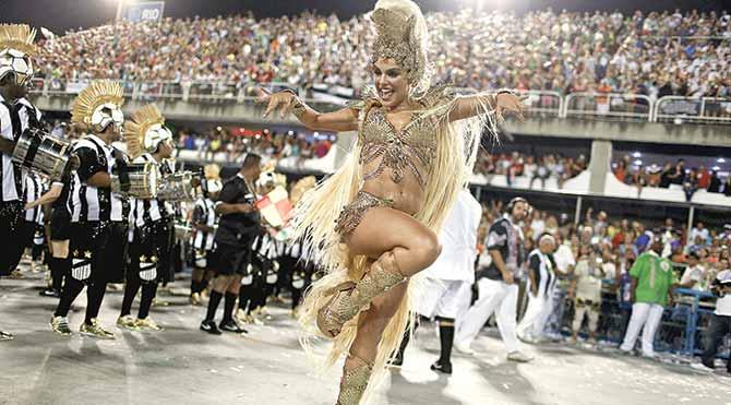 Foto: Bülten - Rio Karnavalı