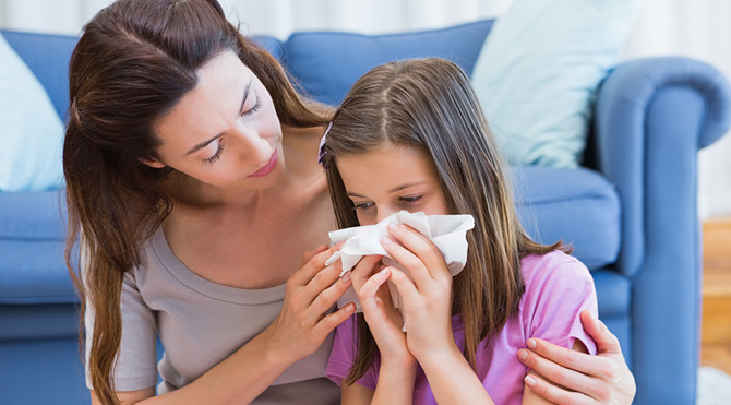 alerjik astım- Foto: Shutterstock
