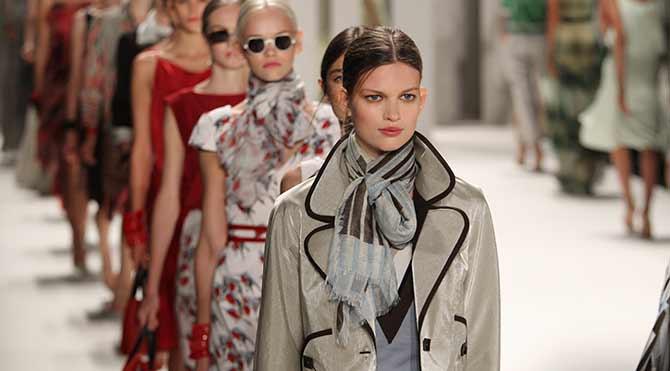Modanın kalbi New York'ta atacak