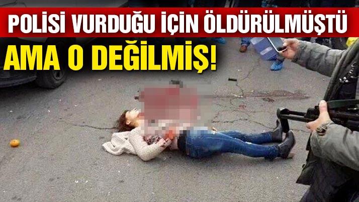 Polise ateş açan kız Güler Eroğlu değil, Mizgin Koçyiğit!