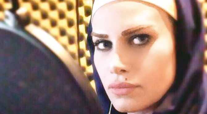 İranlı spiker taciz yüzünden ülkesini terk etti