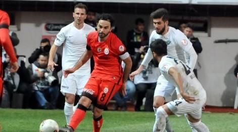Akhisar Galatasaray maç özeti, golleri izle (Akhisar 1-2 Galatasaray)