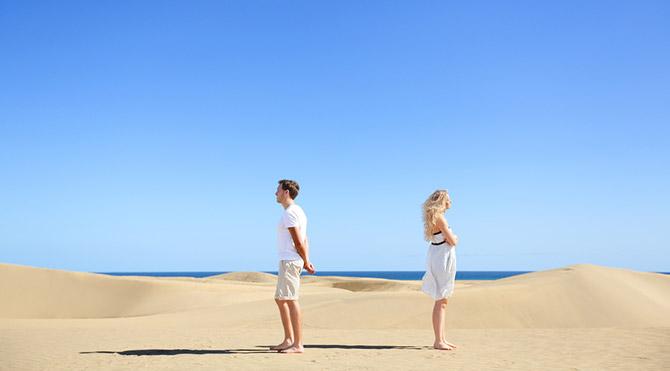 Evliliği bitiren 5 yanlış