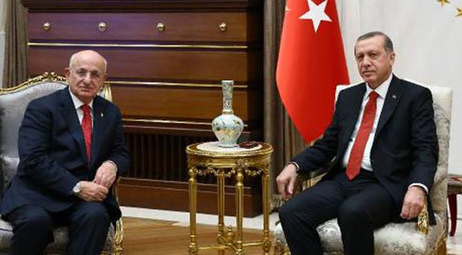 TBMM'den Erdoğan sansürü!