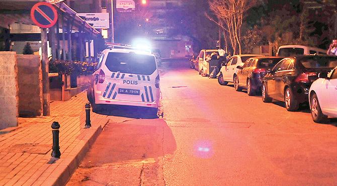 Semt sakinleri aşırı gürültüyapılıyor diyerek polis çağırdı.