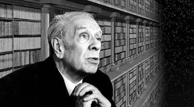 Borges'in efsanevi Babil Kitaplığı geri dönüyor