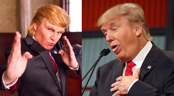 Johnny Depp, Donald Trump olursa…