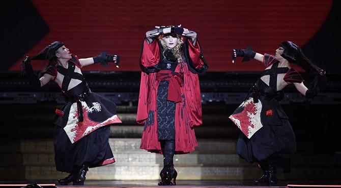 Foto: Xposure - Madonna