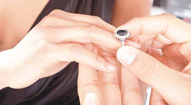 Mücevher önce ruhunuzu yansıtmalı