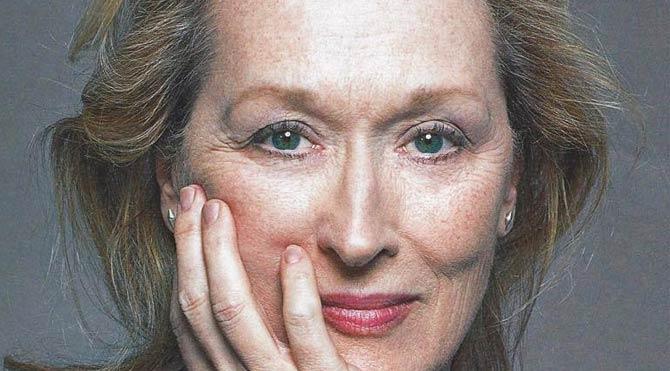 Meryl Streep: Hepimiz Afrikalıyız