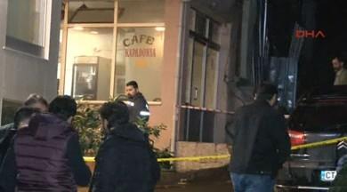 Kahvehaneye bu kez 'uyuşturucu' saldırısı