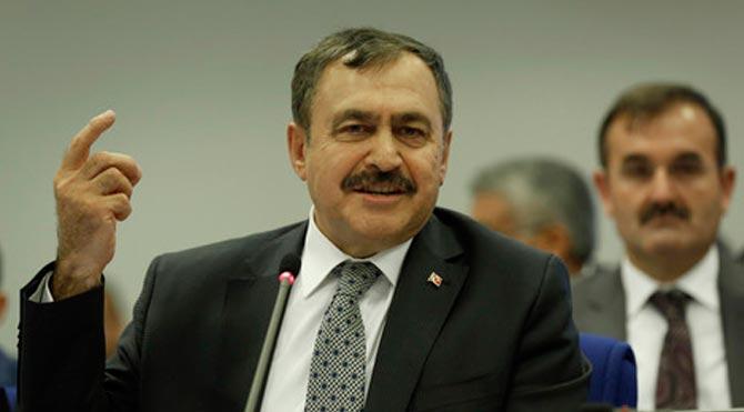 Eroğlu'dan bir garip Hasankeyf açıklaması