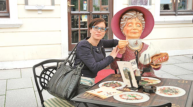 Dresden'de yerel lezzetleri tatmayı unutmayın...