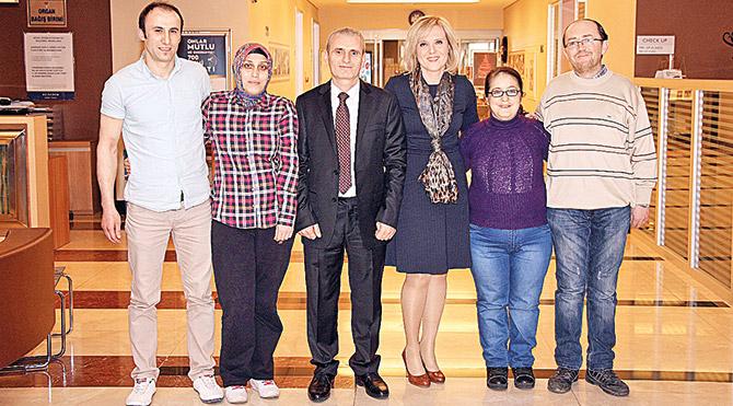 Gerçekleştirilen başarılı nakil sonrası iki aile de mutlu bir hayata yeniden yelken açtı…