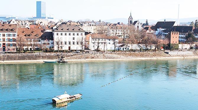 Basel Fasnacht Festivali