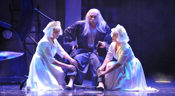 İstanbul Devlet Opera ve Balesi Faust'u sahneleyecek