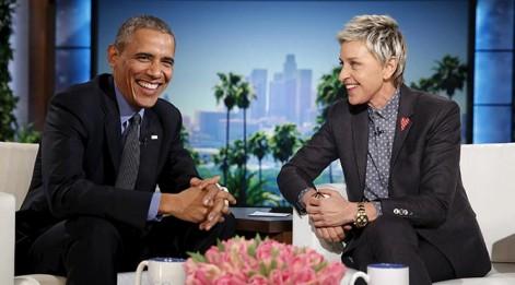 Obama: Eşcinsel hakları konusunda yaptıklarımdan gurur duyuyorum