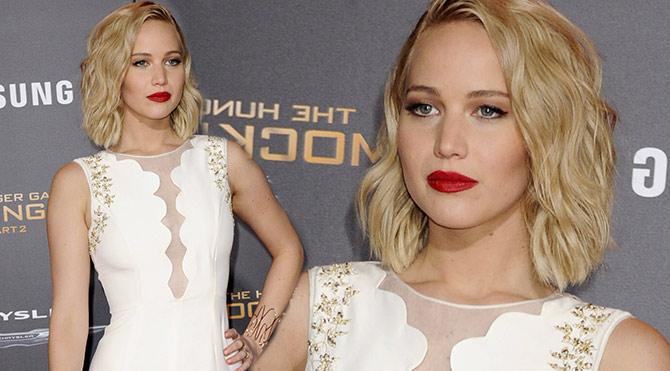 Jennifer Lawrence 2 milyon dolar bağışladı