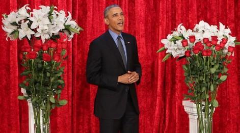 Barack Obama'dan eşi Michelle'e Sevgililer Günü mesajı
