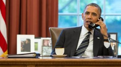Obama ve Putin Suriye'yi konuştu