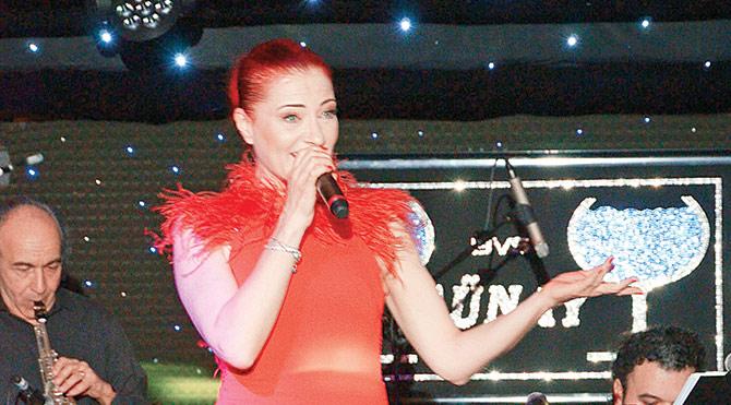 Türk sanat müziği şöleni