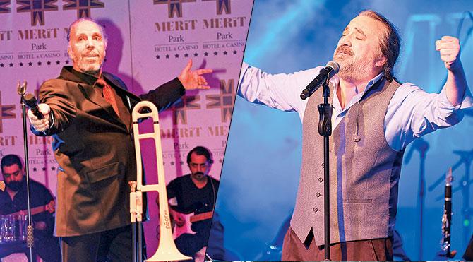 Kıbrıs'ta aşk konserleri