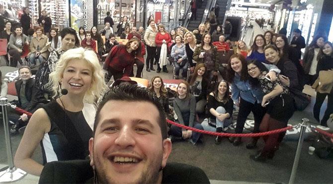 Dinçer Güner Ankaralılarla buluştu